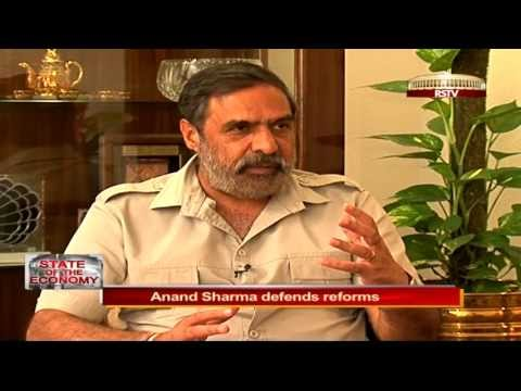 State of the Economy with Anand Sharma