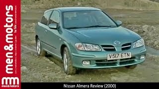 Nissan Almera Review (2000)