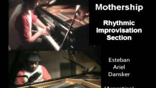 Mothership (Mason Bates) / Rhythmic Improvisation