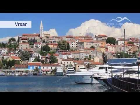 Croatia's Adriatic Coast - Boat Trip & Porec