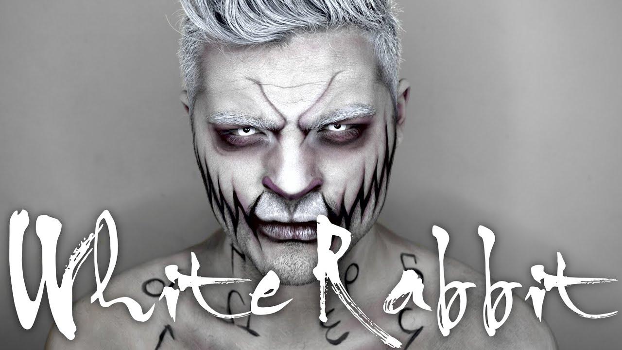 White Rabbit Alice in