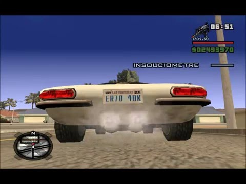 [GTA San Andreas] [FR] Mission 86 - Key To Her Heart