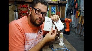 Como ligar interruptor intermediário, four way - DESCOMPLICANDO COM THIAGO