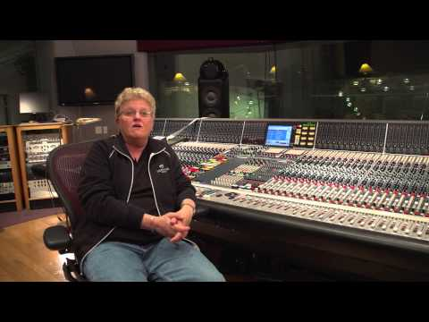 Leslie Ann Jones talks about the Neve 88R on the Skywalker Sound scoring stage