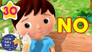 No, No, No I DON'T Want To say Thank You!   Kids Songs   Little Baby Bum   Moonbug TV After School