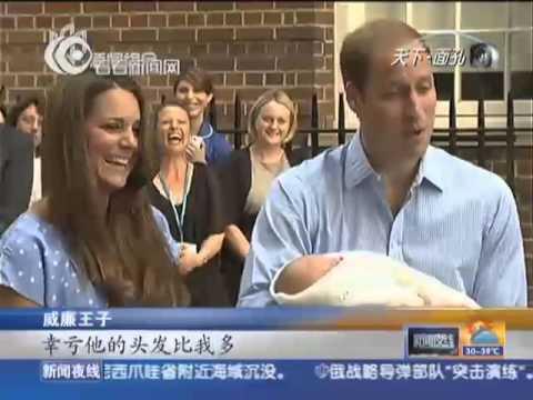 凱特王妃Kate Middleton隻做一天月子 外出購物 大方展示産後