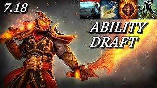 Dota 2 Charging [RIGHT CLICK MACHINE] Ability Draft