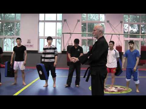 Hapkido Police training at Beijing Sports Universtiy 3 of 18 Image 1