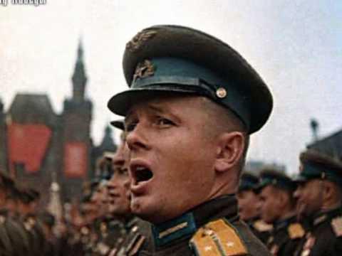 ЦВЕЛА СИРЕНЬ 1945 Автор С. Малышка Поет М. Поповчук