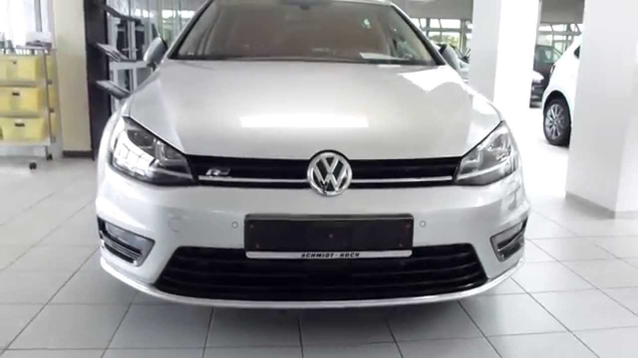 2014 VW Golf ''R-Line'' ''CUP Edition'' 1.4 TSI ... - YouTube
