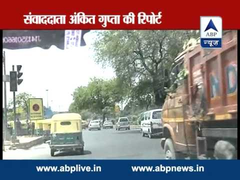 ABP LIVE:  See how Gopinath Munde's accident happened?