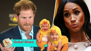 The royal couple Meghan Markle and Prince Harry may announce names of the twins earlier