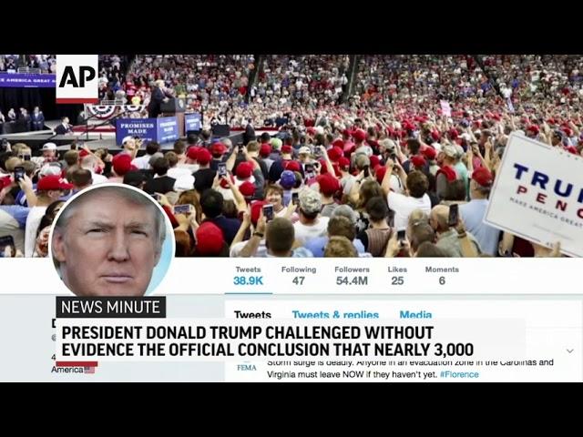 AP Top Stories Sept. 13 P
