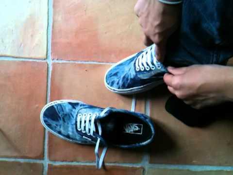 Comment faire ses lacets lacer ses chaussures de mani re originale et prati - Comment cirer ses chaussures sans cirage ...