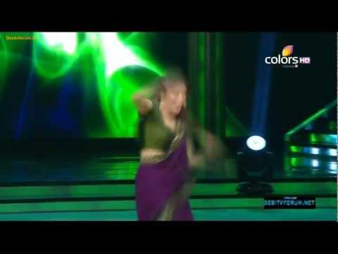 ♡ Madhuri Dixit ♡ jhalak Dikhla Jaa 5 - Step Of The Week: Lajja (badi Mushkil) ♡ video