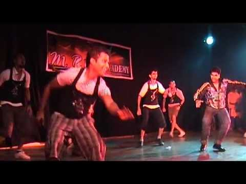 Apdi Pode M.r.dance Academy Show 2009.vob video