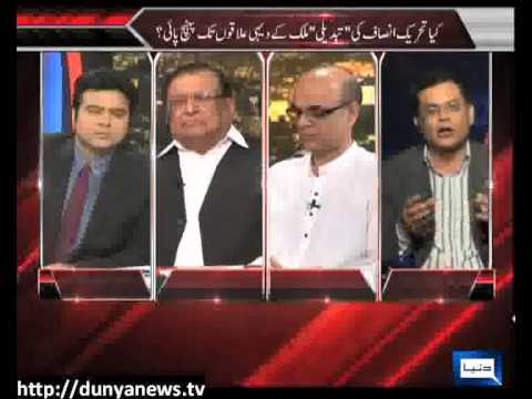 Dunya News- On The Front With Kamran Shahid- 14-04-2013