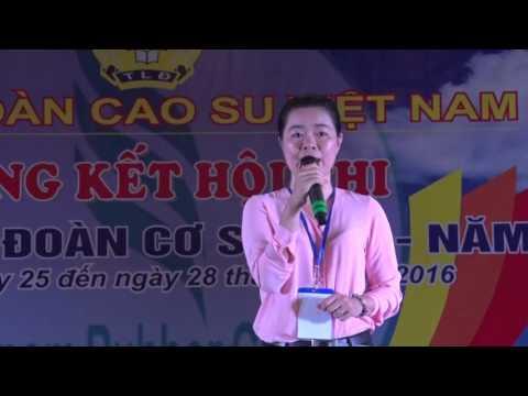 """Tiểu phẩm """"Ánh sáng bình minh"""" của Trần Lan Anh - Cơ quan Tập đoàn CNCS VN"""