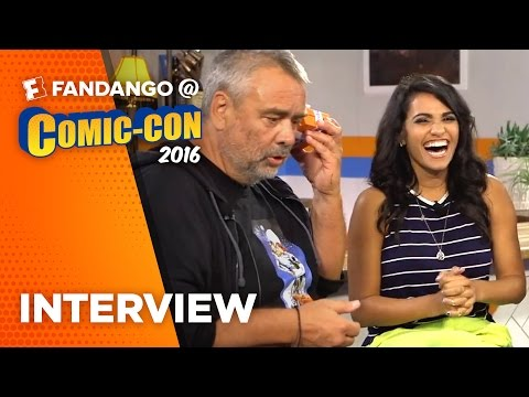 'Valerian And The City Of A Thousand Planets' Director Luc Besson Interview – COMIC CON 2016