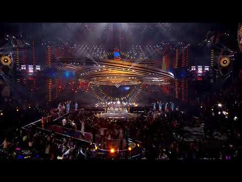 江苏卫视 2016 跨年演唱会T ara 《小苹果中韩版》