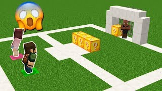 ¡¡ CANCHA de FUTBOL de LUCKY BLOCKS !! | Rovi23 Minecraft