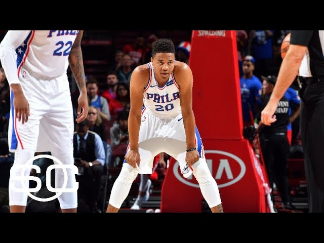 Markelle Fultz is ready for the atmosphere in Philadelphia   SportsCenter   ESPN