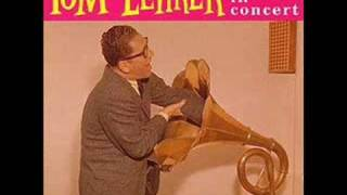 Watch Tom Lehrer The Old Dope Peddler video