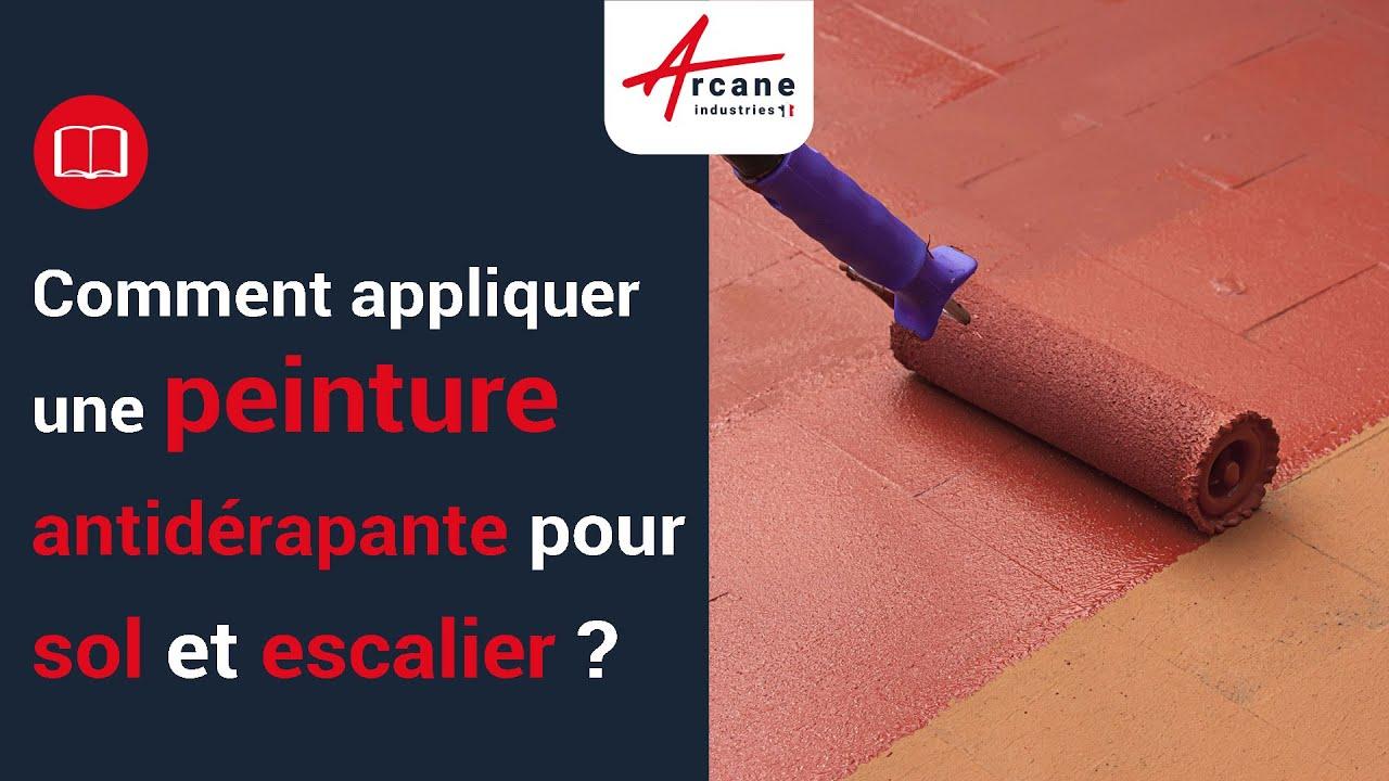 Peinture Pour Escalier Bois Castorama Coffre Fort U Versailles  ~ Nez De Marche Antidérapant Escalier Bois