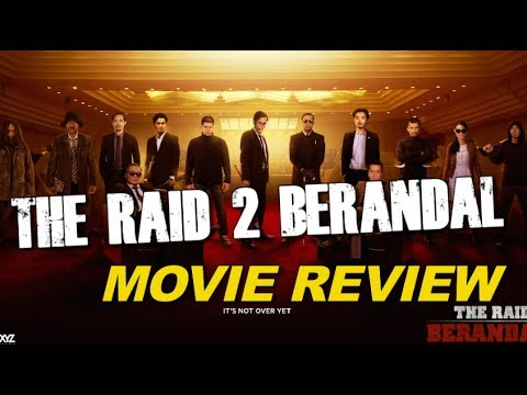 The Raid 2 Berandal review by Ragin Ronin