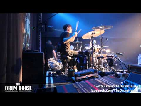 Billy Talent (Aaron Solowoniuk) - Viking Death March live drum cam | The DrumHouse