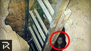 10 Mysterious Secret Rooms People Found Inside Their House
