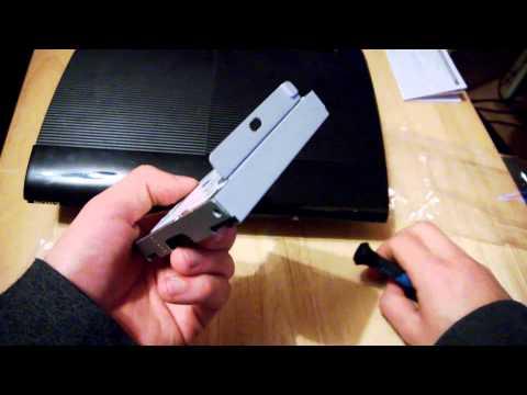 Playstation 3 super slim Speicher erweitern (500GB)