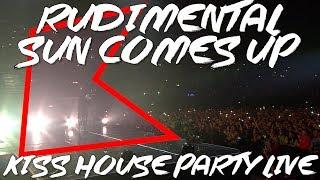 Rudimental - Sun Comes Up (LIVE) | KISS House Party Live
