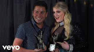 Meghan Trainor - #VevoCertified, Pt. 1: Award Presentation