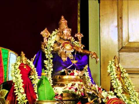 Sanskrit Hymn (Dhyana Mantra-Chant)  on Lord Narasimha - Sri...