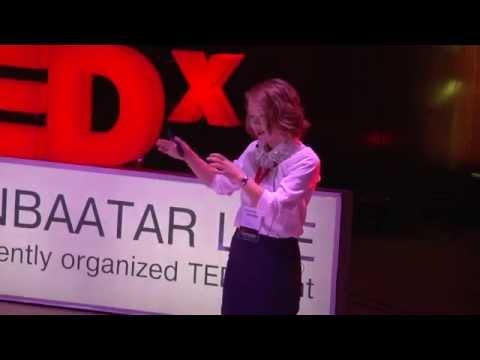Let's run together   Saranchuluun Otgon   TEDxUlaanbaatar