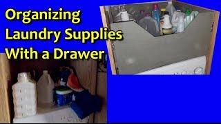 RV Cabinets - Drawers DIY