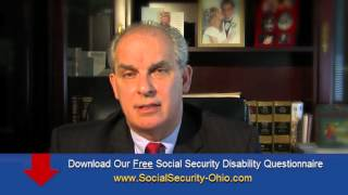 Cincinnati Social Security Disability Attorney - Download FREE Critical Evidence For your Claim