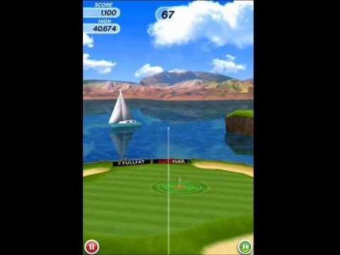 Flick Golf! APK Cover