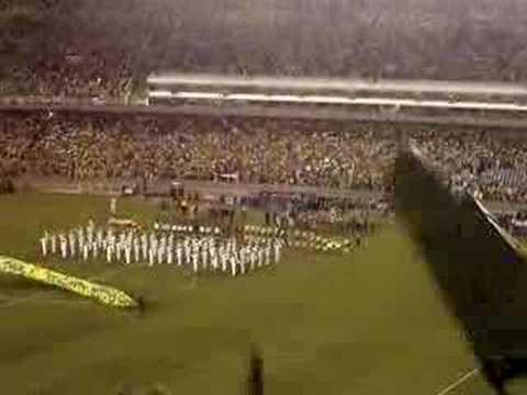 Maracana Brasil x Equador – Hino Nacional