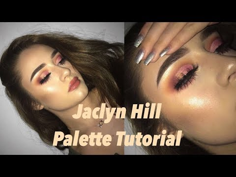 Jaclyn Hill Palette Makeup Tutorial//Madison Ashleigh