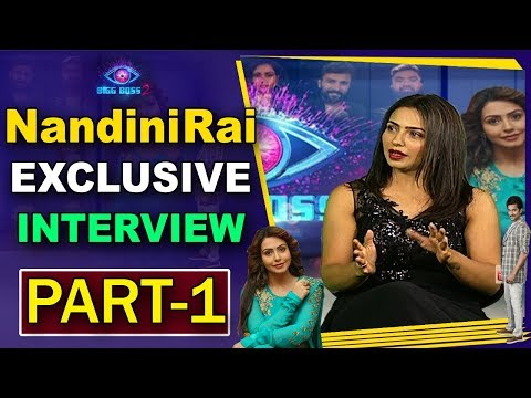 Bigg Boss Contestant Nandini Rai Exclusive Interview After Elimination | Part1
