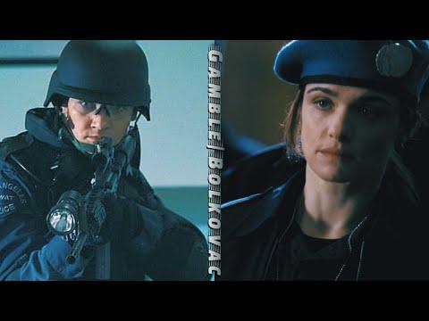 Brian Gamble & Kathryn Bolkovac (Jeremy Renner & Rachel Weisz)