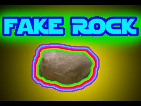 Build a Fake Rock 2.0!