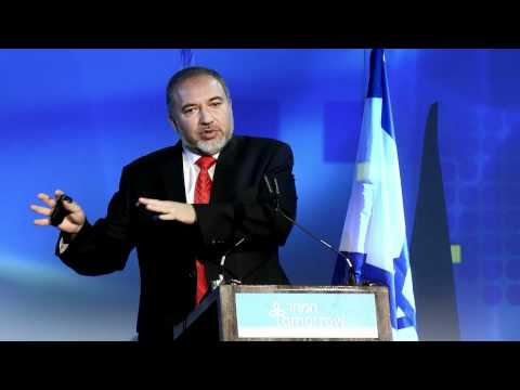 2012 - Closing Plenary - M.K. Avigdor Lieberman