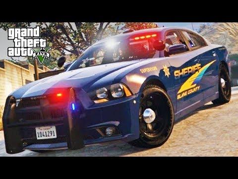 GTA 5 Roleplay | DOJ #175 - (LEO) Manhunt