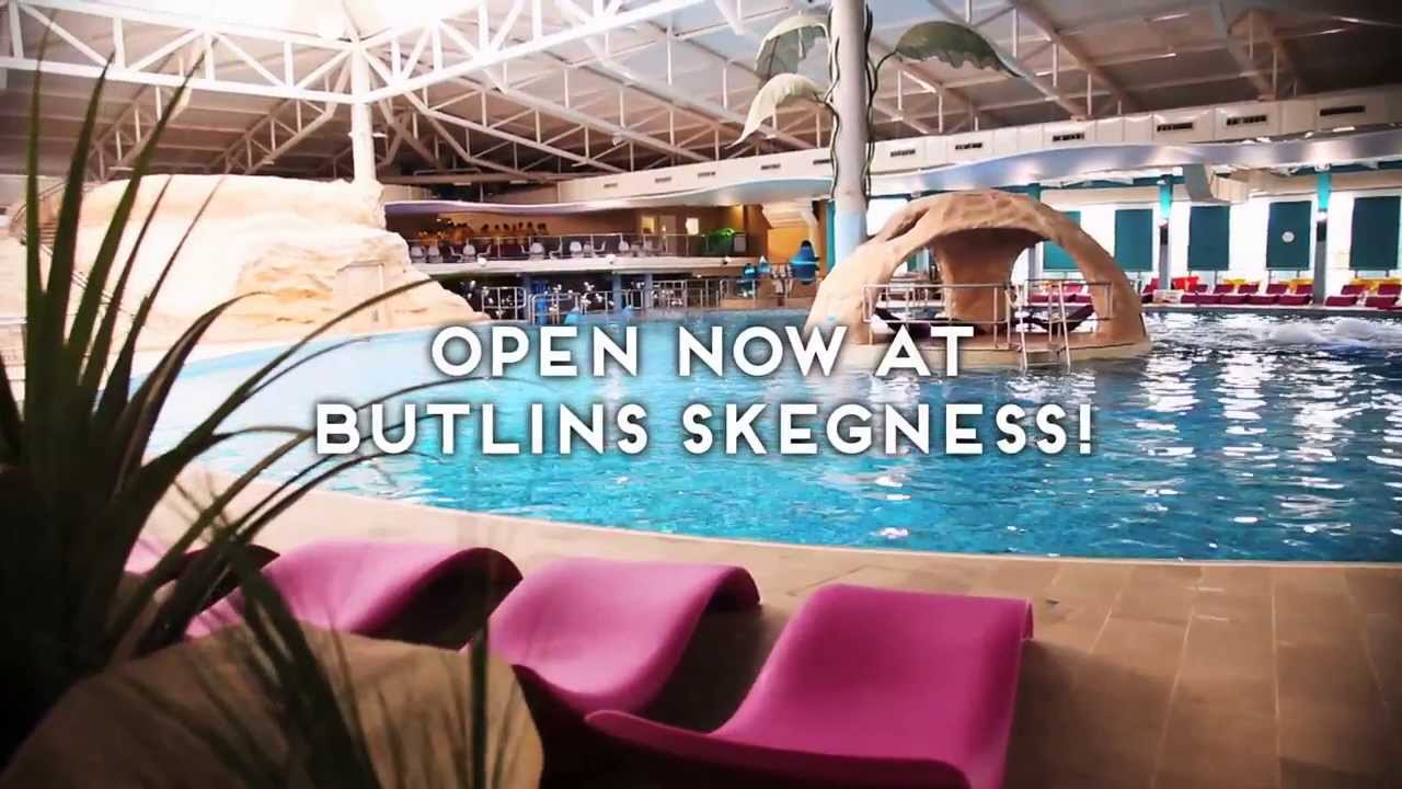 Our Brand New Splash Waterworld At Butlins Skegness Youtube