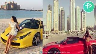 10 Bukti Kehidupan Super Mewah Anak Orang Kaya Di Dubai