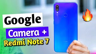 How to download & install Pixel 3 Gcam app on Redmi note 7 pro or any android phone - without root