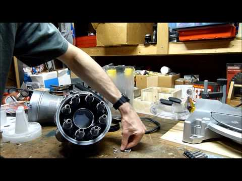 how to clean dyson canister dc17